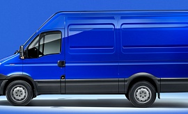 IVECO Daily VIP Автобус.